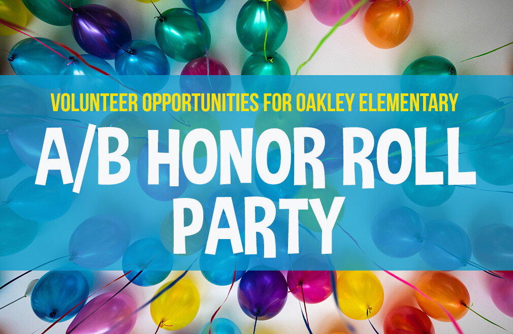 Honor Roll Party