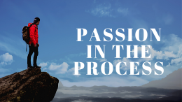 Passion in the Process (Z. Booker)